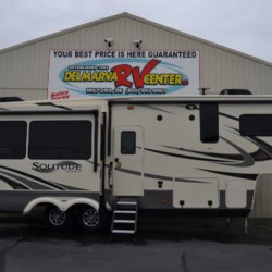 New 2019 Grand Design Solitude 2930RL For Sale by Delmarva RV Center available in Milford, Delaware