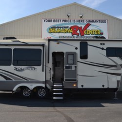 New 2019 Grand Design Solitude 3350RL For Sale by Delmarva RV Center available in Milford, Delaware