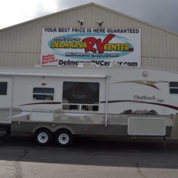 Used 2006 Keystone Outback Sydney Edition 30FRKS For Sale by Delmarva RV Center available in Milford, Delaware