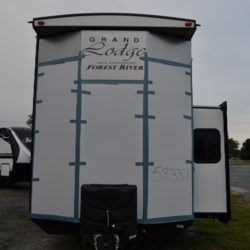 2019 Forest River Wildwood Lodge 42DL  - Park Model New  in Seaford DE For Sale by Delmarva RV Center in Seaford call 302-212-4392 today for more info.