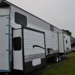 Delmarva RV Center in Seaford 2019 Wildwood Lodge 42DL  Park Model by Forest River | Seaford, Delaware