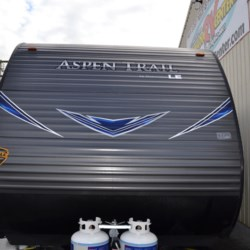 2019 Dutchmen Aspen Trail 26BH  - Travel Trailer New  in Milford DE For Sale by Delmarva RV Center call 800-843-0003 today for more info.