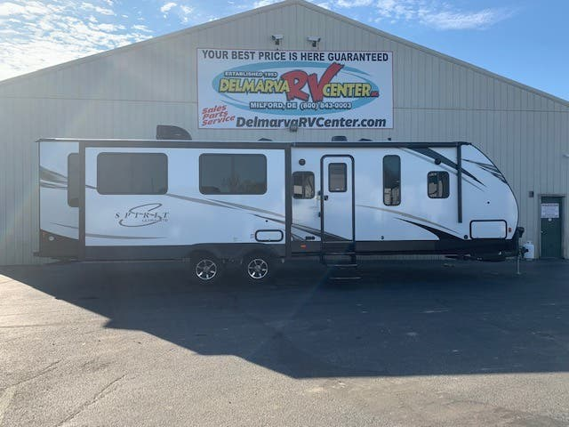 2020 Coachmen Spirit 3373RL