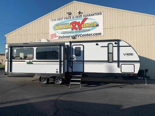 New 2020 Forest River Vibe 28RL available in Milford, Delaware