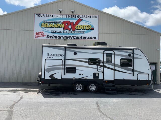 Used 2015 Keystone Laredo 23RB available in Smyrna, Delaware