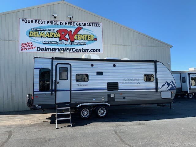New 2020 Coachmen Catalina Summit 231MKS available in Milford, Delaware