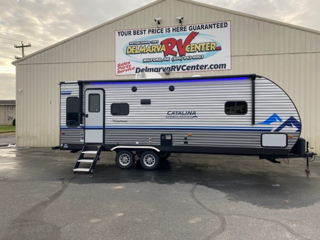View all images for 2021 Coachmen Catalina Summit 231MKS