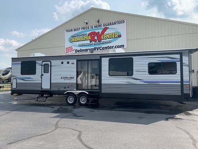 New 2020 Coachmen Catalina Destination 39MKTS available in Milford, Delaware