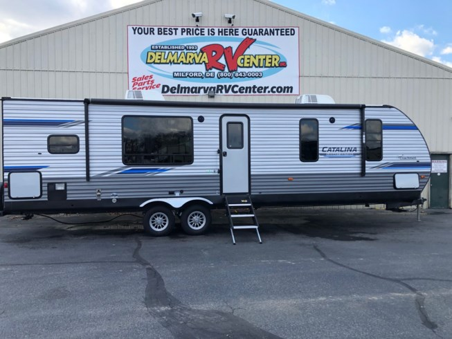 New 2021 Coachmen Catalina Legacy Edition 303RKDS available in Milford, Delaware