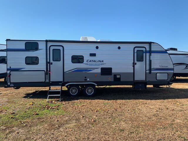 View all images for 2021 Coachmen Catalina Legacy Edition 263BHSCK