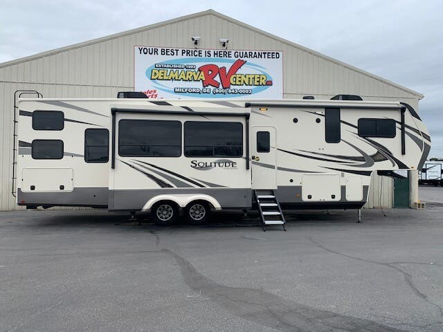 New 2020 Grand Design Solitude 3550BH available in Milford, Delaware