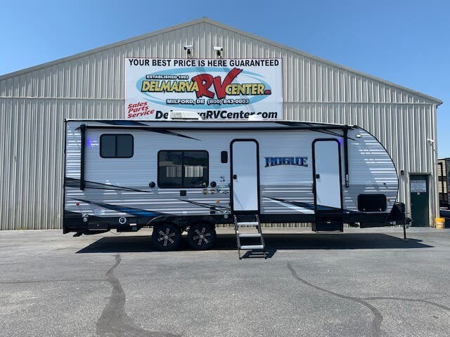New 2020 Forest River Vengeance Rogue 25V available in Milford, Delaware