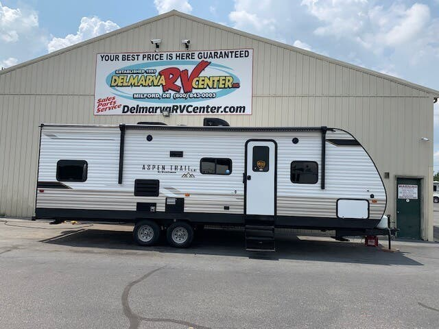 New 2021 Dutchmen Aspen Trail 26BH available in Milford, Delaware
