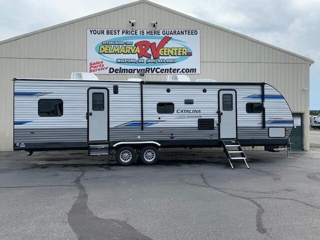 New 2021 Coachmen Catalina Trail Blazer 29THS available in Milford, Delaware