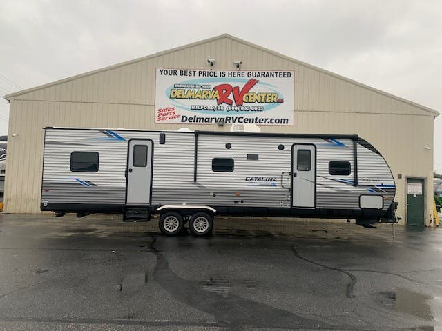 View all images for 2021 Coachmen Catalina Trail Blazer 29THS
