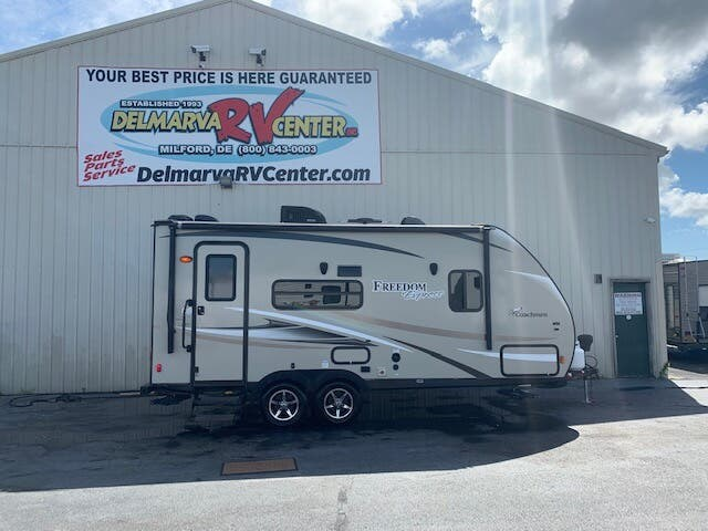 Used 2017 Coachmen Freedom Express LTZ 192RBS available in Milford, Delaware