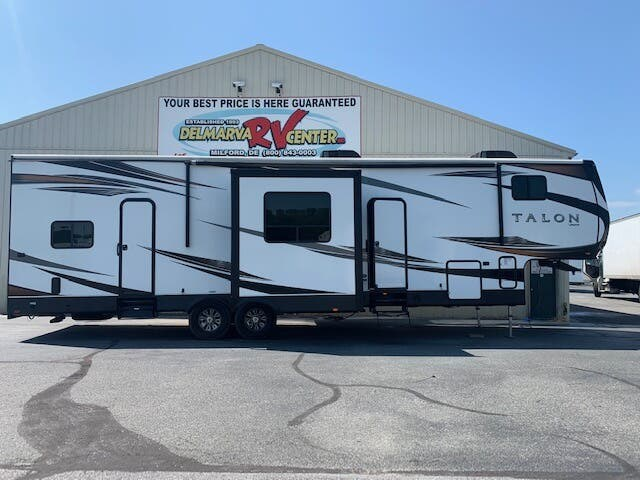 Used 2018 Jayco Talon 413T available in Milford, Delaware