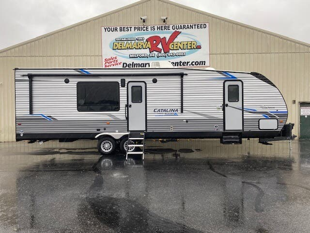New 2021 Coachmen Catalina Trail Blazer 30th available in Milford, Delaware