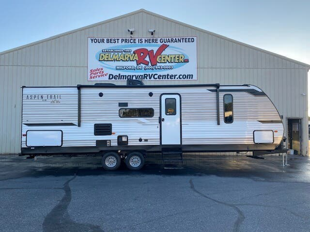 New 2021 Dutchmen Aspen Trail 29DB available in Milford, Delaware
