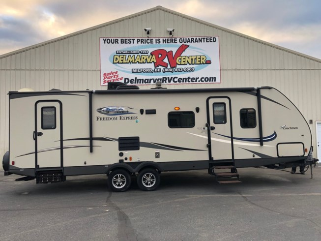 2016 Coachmen Freedom Express 28SE