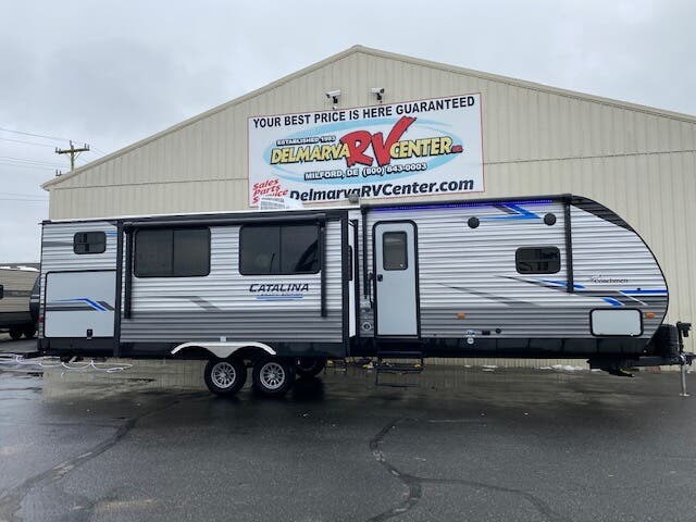 View all images for 2021 Coachmen Catalina 333BHTSCK