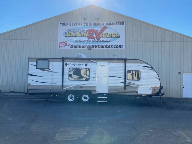 View all images for 2019 Forest River Wildwood X-Lite 261BHXL