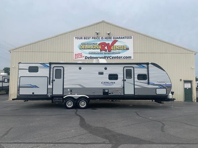 New 2021 Coachmen Catalina 323BHDSCK available in Milford, Delaware