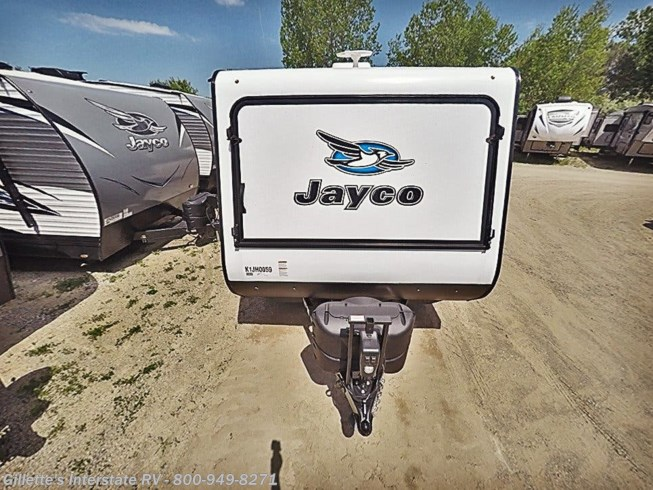 2019 Jayco Jay Feather X19H - New Expandable Trailer For Sale by Gillettes Interstate RV    ~    Text/Call    ~  517-604-1908 in East Lansing, Michigan
