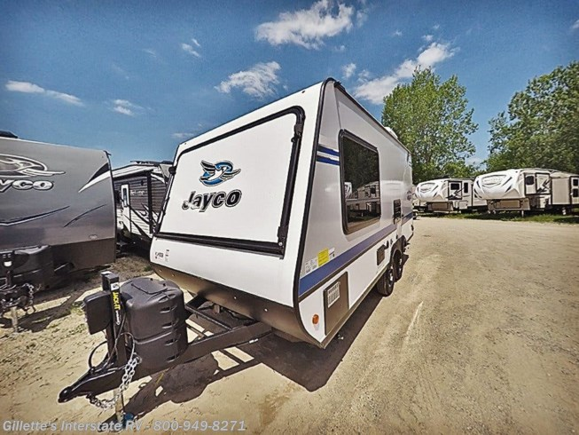 2019 Jay Feather X19H by Jayco from Gillettes Interstate RV    ~    Text/Call    ~  517-604-1908 in East Lansing, Michigan