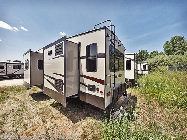 2018 Cruiser Aire 30MD by CrossRoads from Gillettes Interstate RV    ~    Text/Call    ~  517-604-1908 in East Lansing, Michigan
