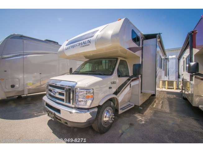New 2020 Coachmen Leprechaun 319MBF available in East Lansing, Michigan