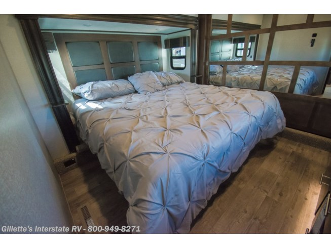 New 2019 Jayco North Point 387RDFS available in East Lansing, Michigan
