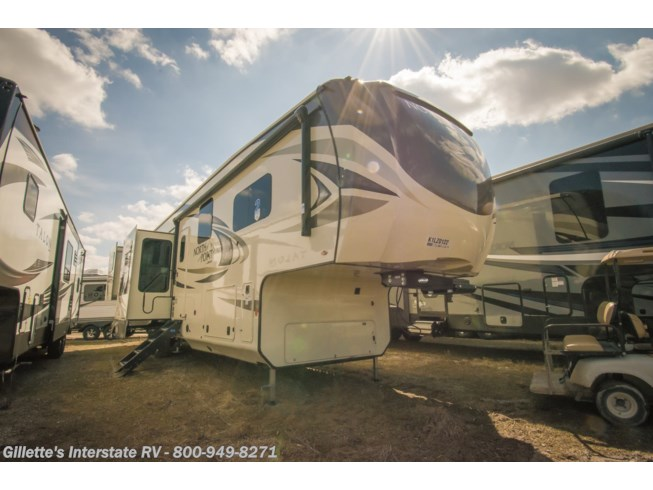 2019 Jayco North Point 387RDFS - New Fifth Wheel For Sale by Gillettes Interstate RV    ~    Text/Call    ~  517-604-1908 in East Lansing, Michigan