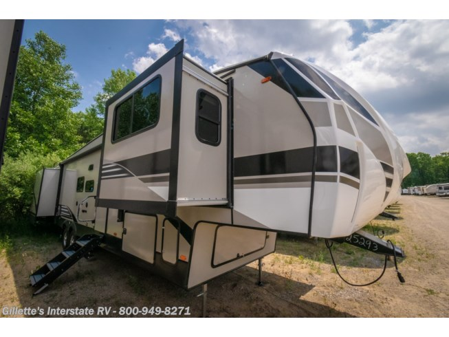 New 2021 Coachmen Chaparral 370FL available in East Lansing, Michigan