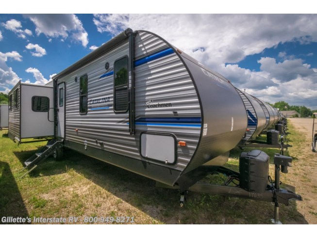 New 2021 Coachmen Catalina 333RETSLE available in East Lansing, Michigan