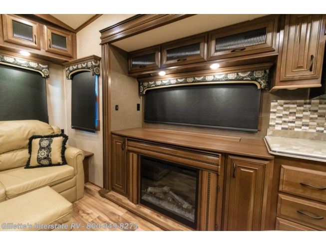 2016 36FBTS by Pinnacle from Gillettes Interstate RV    ~    Text/Call    ~  517-604-1908          in East Lansing, Michigan