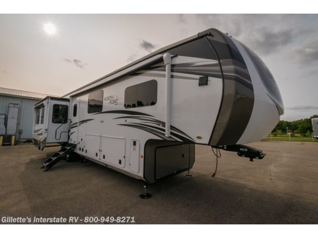 New 2020 Jayco North Point 377RLBH available in East Lansing, Michigan