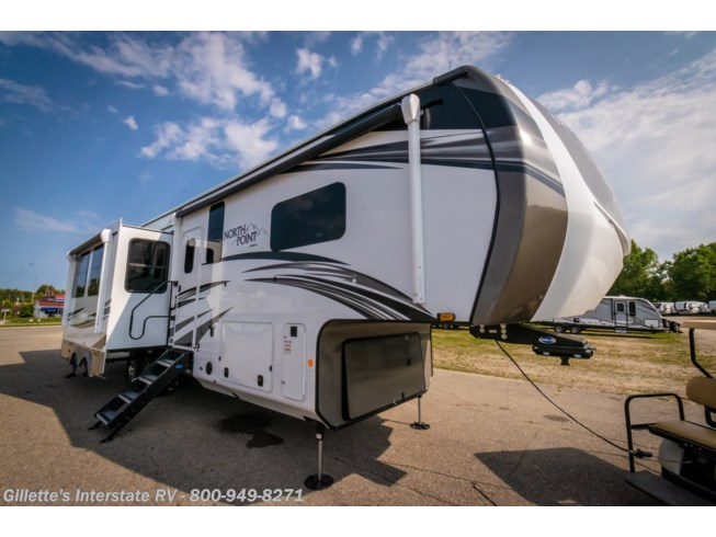 New 2021 Jayco North Point 373BHOK available in East Lansing, Michigan