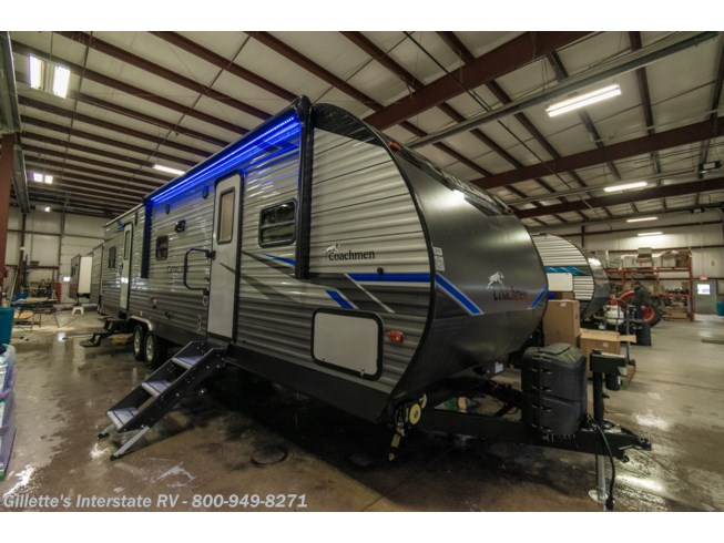 New 2021 Coachmen Catalina Trail Blazer 29THS available in East Lansing, Michigan