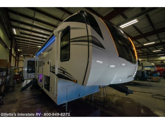 New 2021 Jayco Eagle 357MDOK available in East Lansing, Michigan