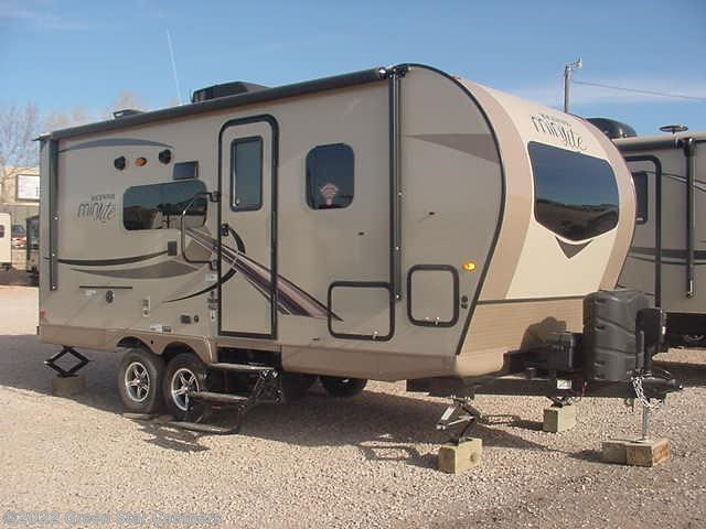 2104 - 2019 Forest River Rockwood Mini Lite 2104S for sale in Rapid ...