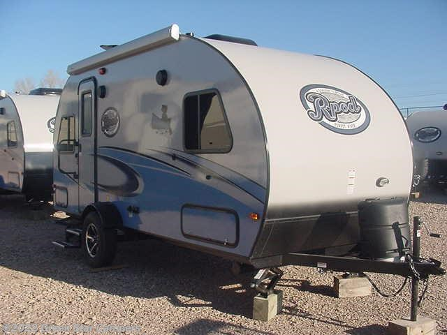 New 2018 Forest River R Pod RPT190 For Sale By Green Star Campers Available In
