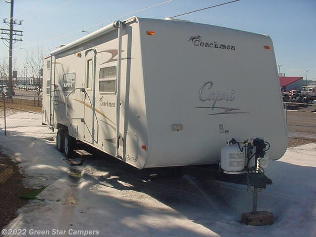 Used 2006 Coachmen Capri 300 QBS available in Rapid City, South Dakota
