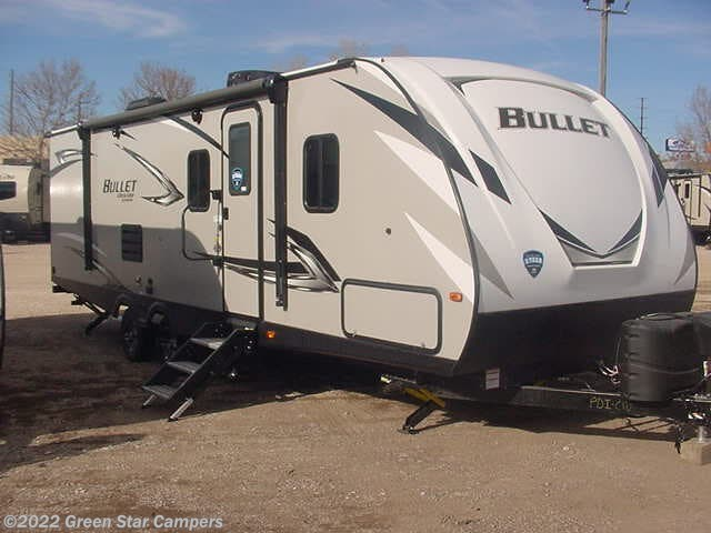 New 2020 Keystone Bullet 273BHS available in Rapid City, South Dakota