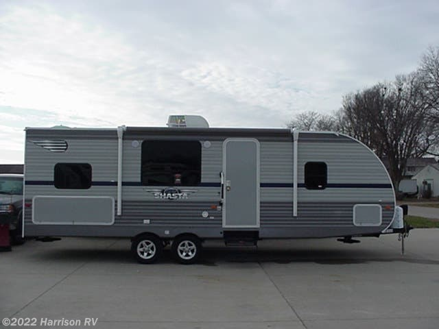 New 2019 Shasta Oasis 25RS available in Jefferson, Iowa