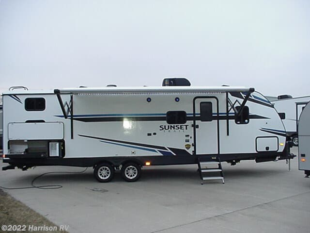 New 2020 CrossRoads Sunset Trail SS289QB available in Jefferson, Iowa