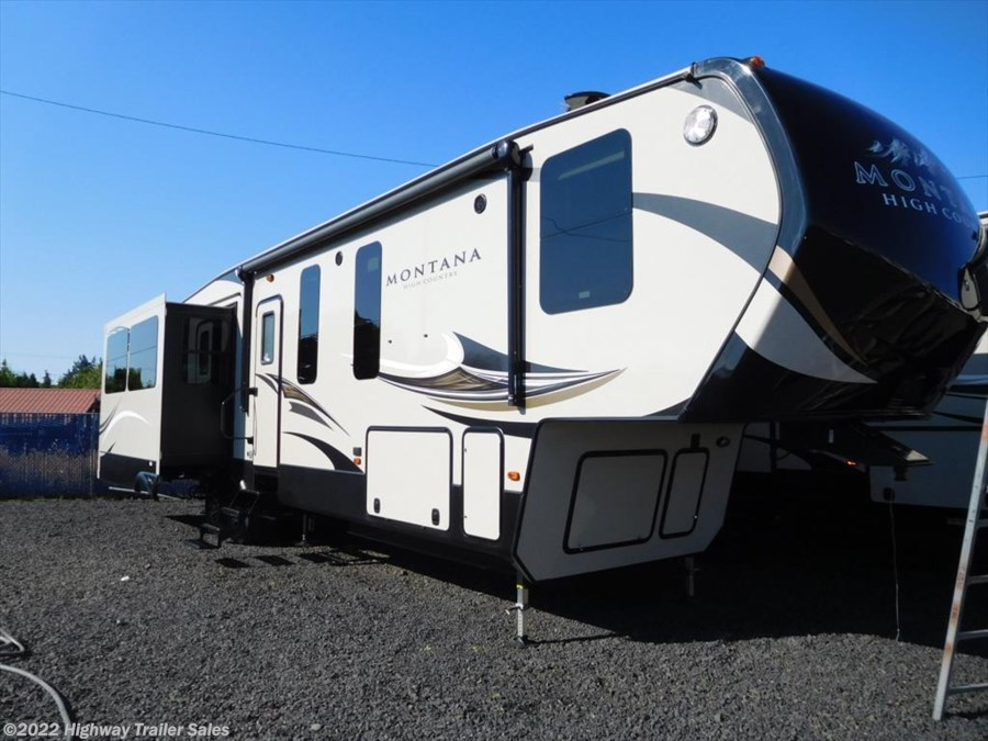 2018 Keystone Montana High Country 370BR