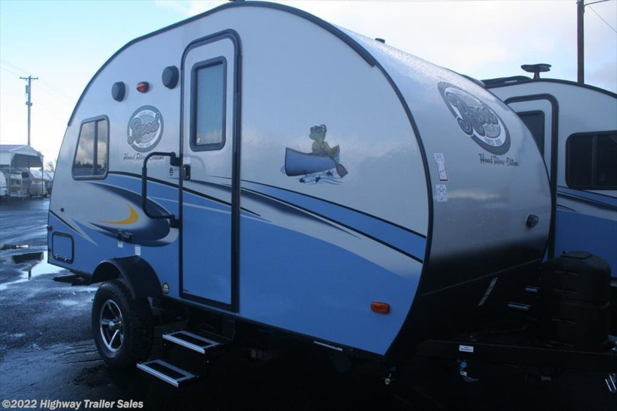 2018 Forest River R-Pod RP-172