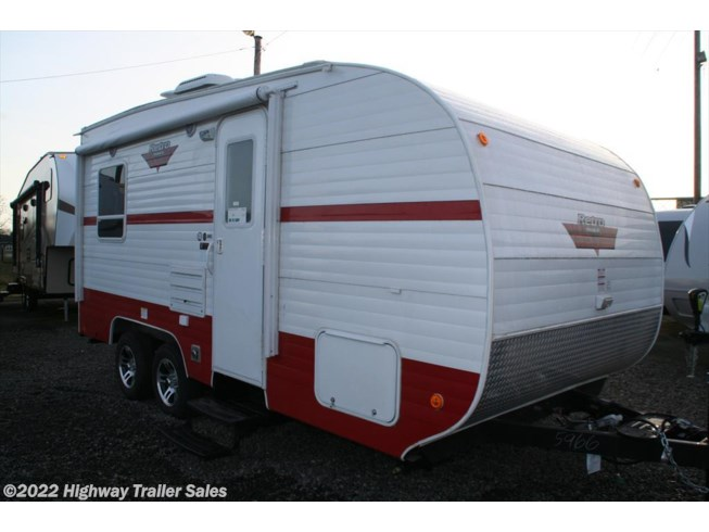 2018 Riverside RV Retro 820R