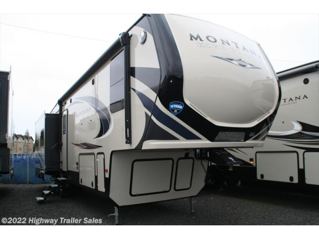 2018 Keystone Montana High Country 320MK
